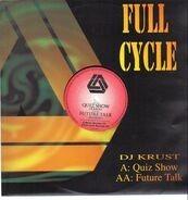 DJ Krust - Quiz Show / Future Talk