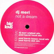 DJ Meri - Not A Dream