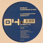 DJ Millo - Schizophrenik In Panik