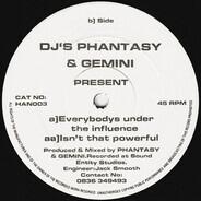 DJ Phantasy & DJ Gemini - Vol 1