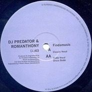 DJ Predator & Romanthony - Findamusic