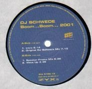 DJ Schwede - Boom...Boom... 2001