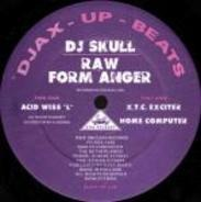 DJ Skull - Raw Form Anger