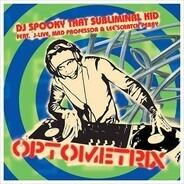 DJ Spooky - Optometrix