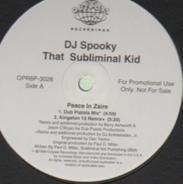 dj spooky - peace in zaire