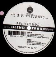 DJ A.P. - AV8 Blends 6