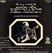 Django Reinhardt And Quintette Du Hot Club De France - Newly Discovered Masters By Django Reinhardt And The Quintet Of The Hot Club Of France