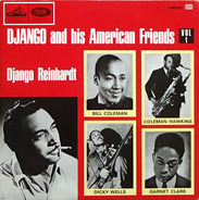 Django Reinhardt - Django And His American Friends Vol. 1