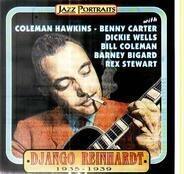 Django Reinhardt - 1935-1939