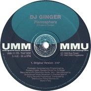 DJ Ginger - Pianosphera