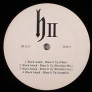 DJ Honda - Blaze It Up / 5 Seconds