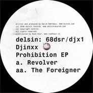 Djinxx - Prohibition Ep
