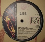 Djpc - Can't You Feel The Beat Mister James