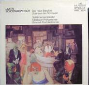 Dmitri Shostakovich , Soloists Ensemble Of The Moscow Philharmonic Academic Symphony Orchestra , Ge - Das Neue Babylon - Suite Aus Der Filmmusik