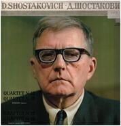 Dmitri Shostakovich / Borodin String Quartet - Quartet No. 12 - Quartet No. 13