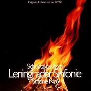Dmitri Shostakovich/ K. Kondraschin, J. Swetlanow - Sinfonie Nr. 7 C-dur op. 60 'Leningrader Sinfonie' / Sinfonie Nr.6 op. 54