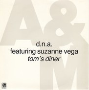 DNA featuring Suzanne Vega - Tom's Diner