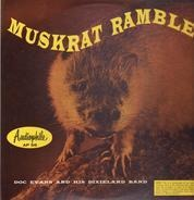 Doc Evans And His Dixieland Band - Muskrat Ramble