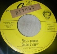 Dolores Gray - Fool's Errand