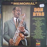 """Don Byas - """"Memorial"""""""