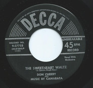 Don Cherry And Music By Tutti Camarata - The Sweetheart Waltz / I Will Never Change