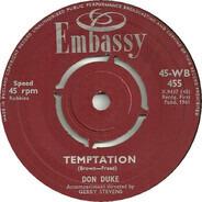 Don Duke / Jean Campbell - Temptation / Breaking In A Brand New Broken Heart