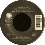 Don Henley - New York Minute