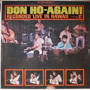 Don Ho And The Aliis - Don Ho - Again