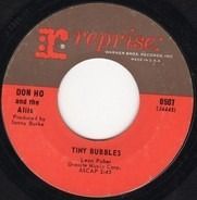 Don Ho And The Aliis - Tiny Bubbles / Born Free