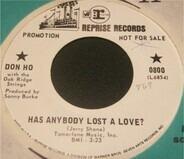 Don Ho - Has Anybody Lost A Love? / Galveston