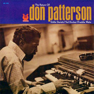 Don Patterson - The Return Of Don Patterson