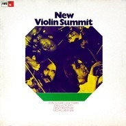 Don 'Sugarcane' Harris , Jean-Luc Ponty , Nipso Brantner , Michal Urbaniak - New Violin Summit