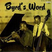 Donald Byrd - Byrd's Word