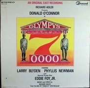 Donald O'Connor Starring Larry Blyden , Phyllis Newman With Special Guest Star Eddie Foy, Jr. - Olympus 7-0000 (An Original Cast Recording)