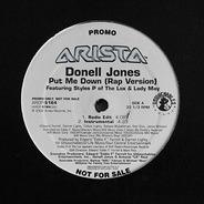 Donell Jones - Put Me Down (Rap Version)