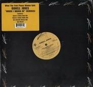 Donell Jones - Where I Wanna Be (Remixes)