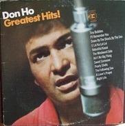 Don Ho And The Aliis - Don Ho's Greatest Hits