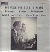 Donizetti / Kuhlau / Hoffmeister - Sonatas for Flute and Piano