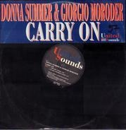 Donna Summer & Giorgio Moroder - Carry On