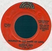 Donnie Iris - Injured In The Game Of Love / I Want You Back