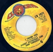 Donny Hathaway And June Conquest - I Thank You / Just Another Reason
