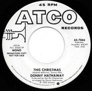 Donny Hathaway - This Christmas