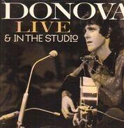 Donovan - Live & In The Studio