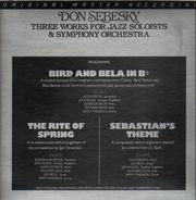Don Sebesky - Three Works