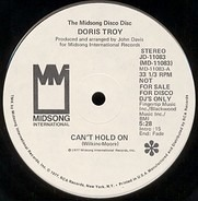 Doris Troy - Can't Hold On