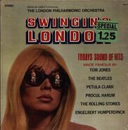 Douglas Gamley Conducting The London Philharmonic Orchestra - Swinging London