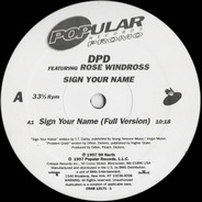 DPD Featuring Rose Windross - Sign Your Name