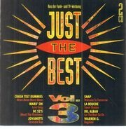 Dr. Alban, Snap, The Grid a.o. - Just The Best Vol. 3