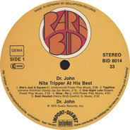 Dr. John - Nite Tripper At His Best