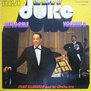 Duke Ellington And His Orchestra - The Works Of Duke - Integrale Volume 2